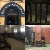 The Hanoi Hilton. Great day out. Educational but as expected one sided